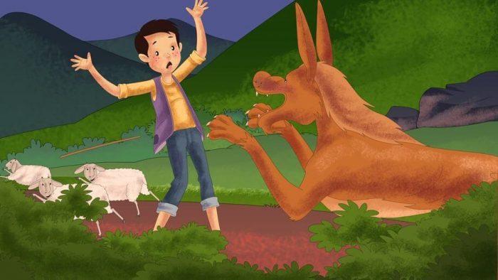 A Liar Shepherd