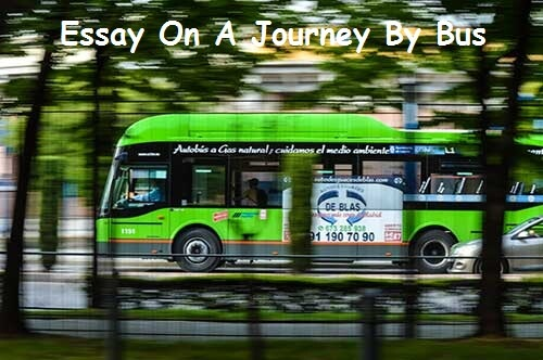 a journey by bus essay
