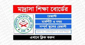 Madrasah Board SSC Results 2020