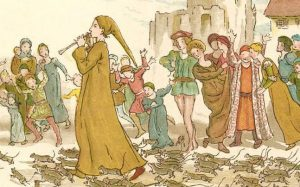 Pied Piper of Hamelin story