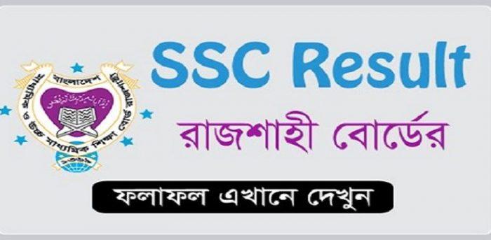 Rajshahi Board SSC Result 2019