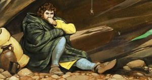 Robert Bruce and the Spider Story