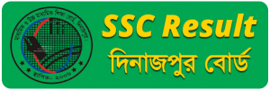 SSC Result Dinajpur Board 2020