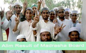 Alim Result Madrasha Board