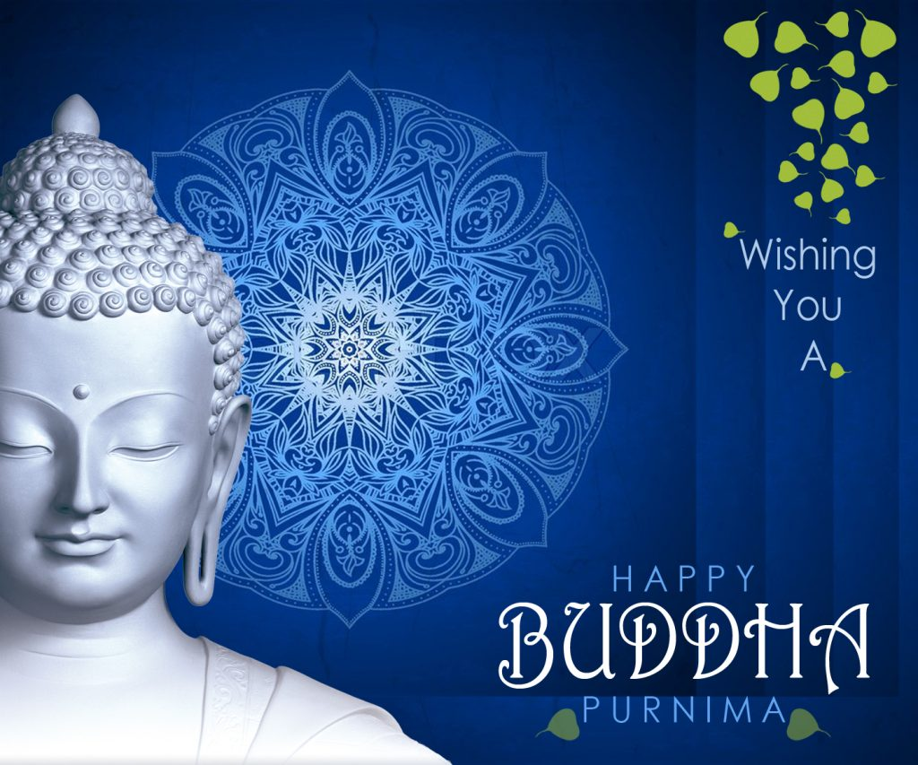 Buddha Purnima Greetings