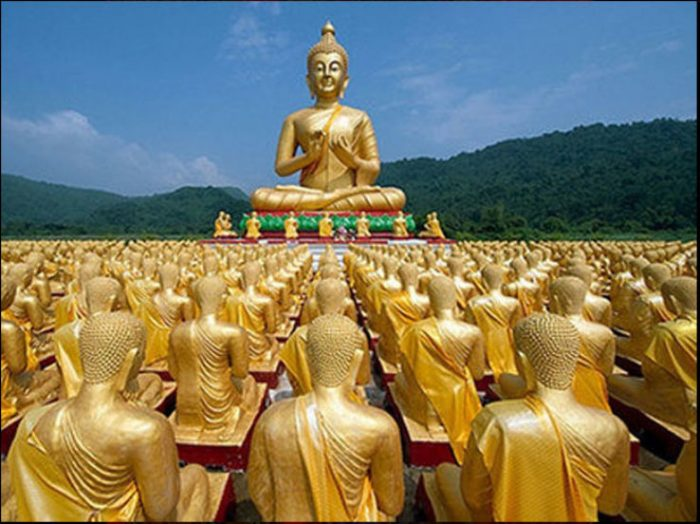 Buddha Purnima in India