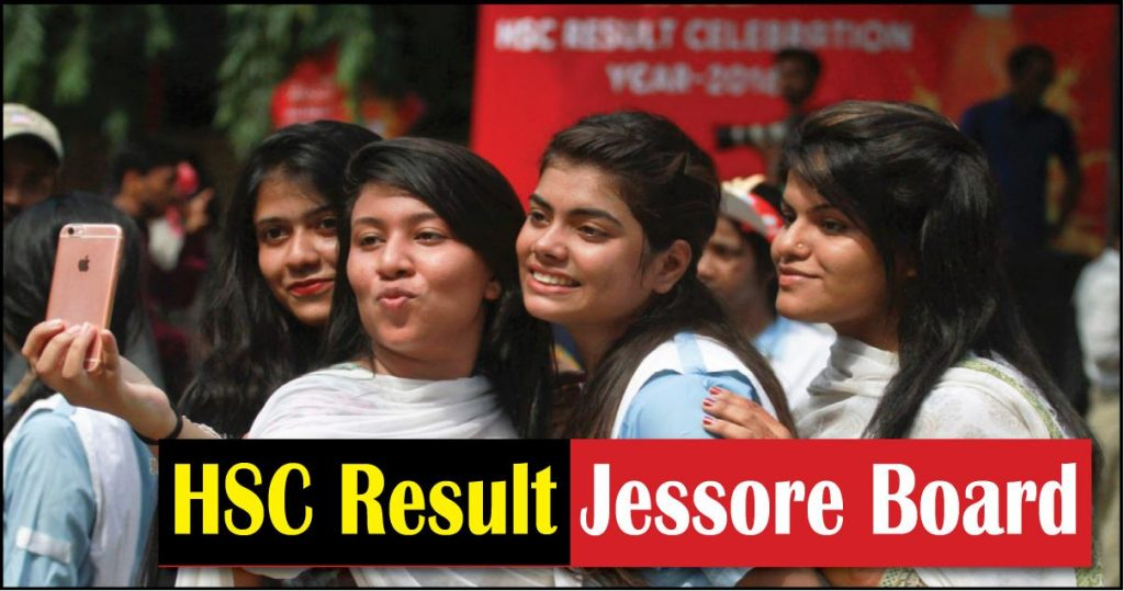 HSC Result Jessore board with Mark sheet