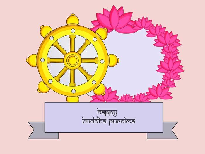 happy buddha purnima images