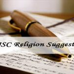JSC Religion Suggestion