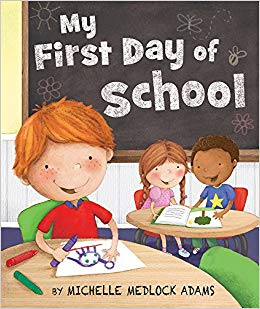 My First Day at School Completing Story