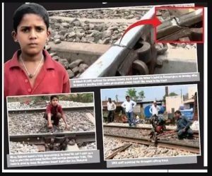 The Boy Who Saved a Train Accident