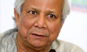 Muhammad Yunus paragraph