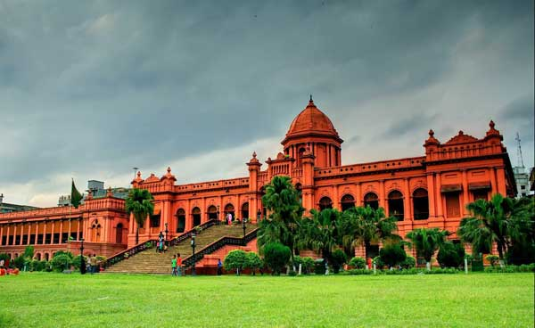 Ahsan Manzil Pictures