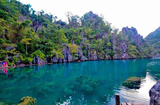 Barracuda Lake photos