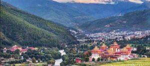Bhutan Tourist Spots Pictures