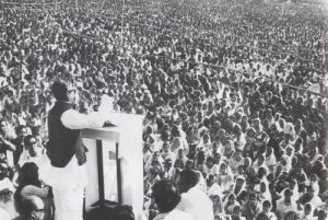 Historic Speech of March 7 of Bangabandhu Sheikh Mujibur