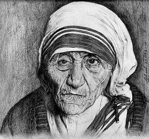 Mother Teresa Paragraph
