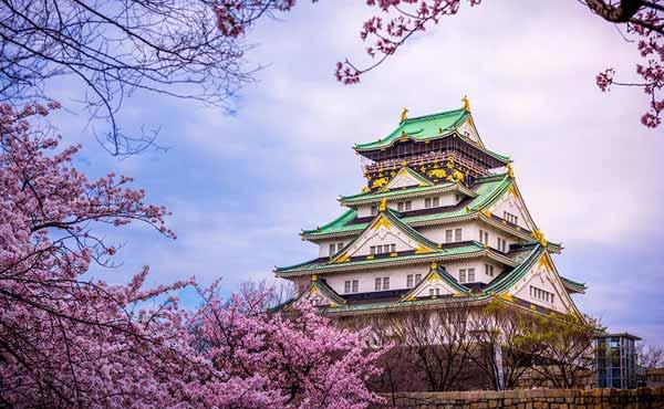 Osaka Castle Images
