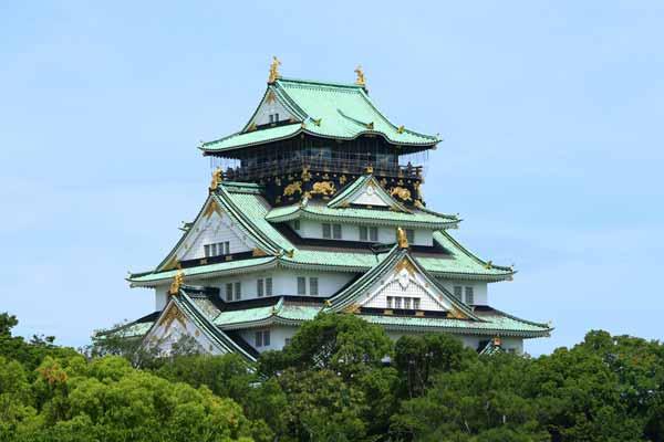 Osaka Castle Japan Photos