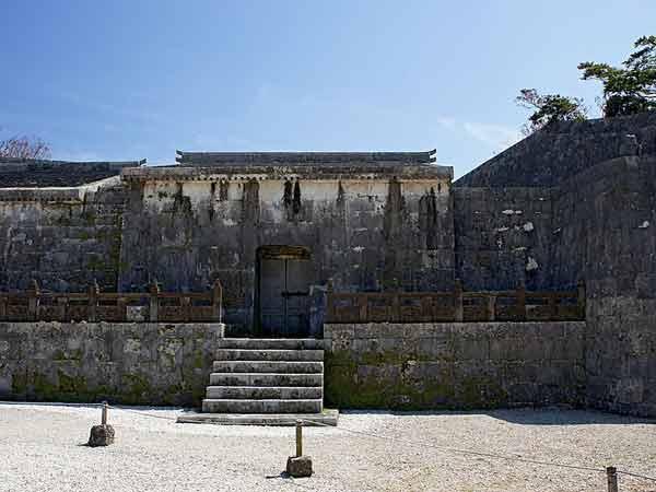 Tamaudun Mausoleum Japan