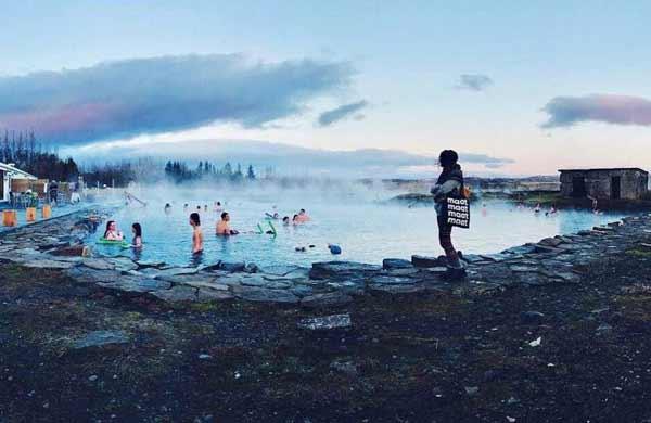 The Secret Lagoon Iceland