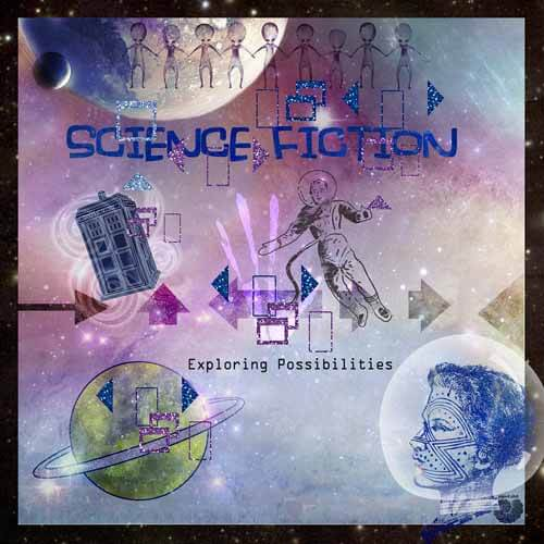 National science fiction day theme