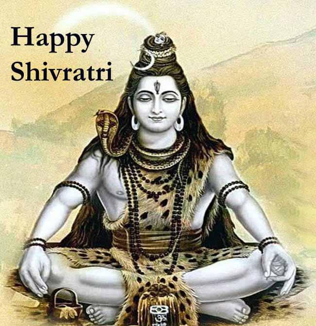 Happy Shivaratri images