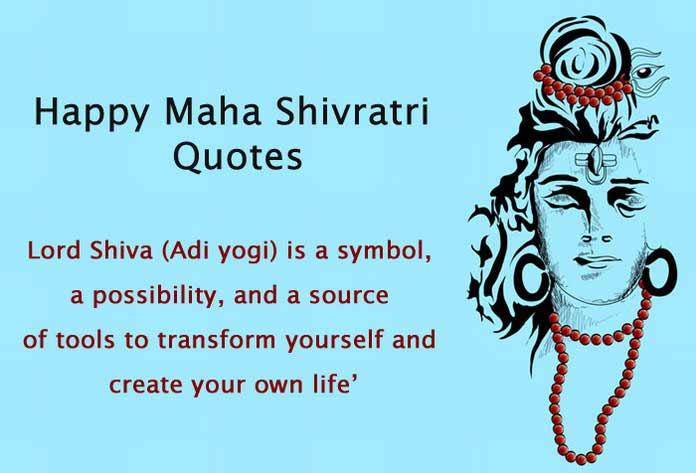 Maha Shivratri Quotes