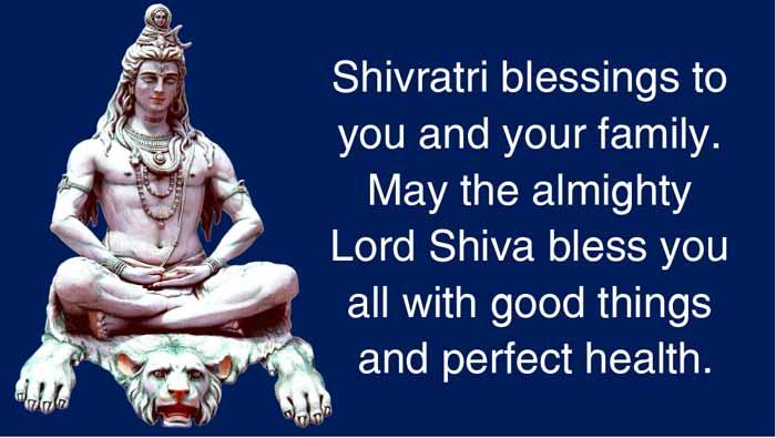Mahashivratri Messages
