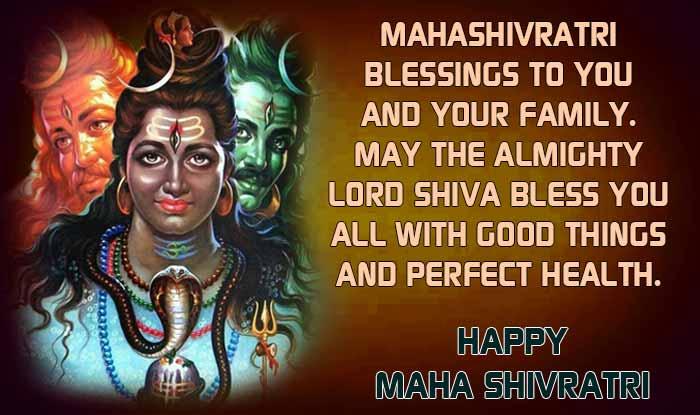 Mahashivratri wishes