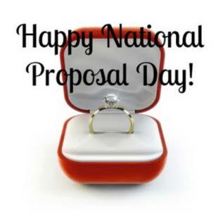 National Proposal Day wish
