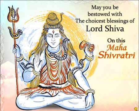 Maha shivratri messages