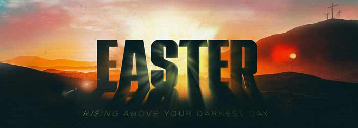 Easter Sunday Facebook Cover Photo HD