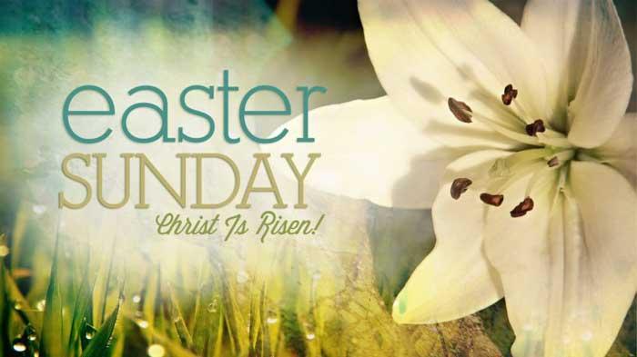 Easter Sunday photos