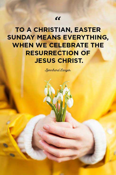 Inspiring Easter Sunday Quotes