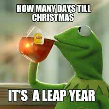 Funny Leap Year Joke