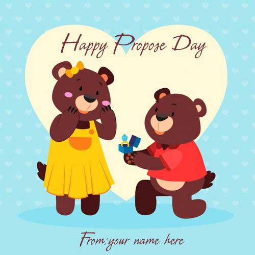 Propose day hd picture