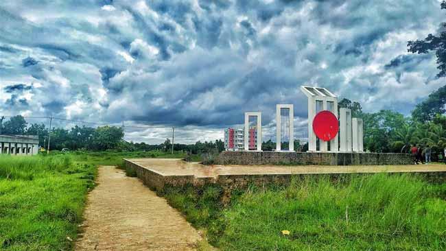 Shahid Minar Images