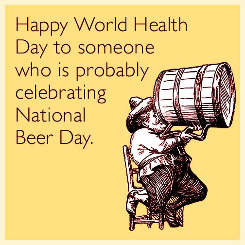 World Health Day Memes