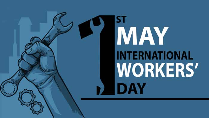 International Labour day theme