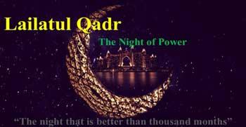 Laylatul Qadr In India