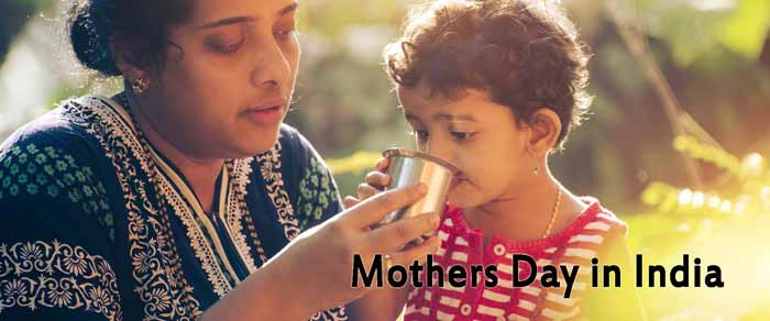 Mother's Day in India