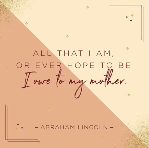 Mothers day short quotes