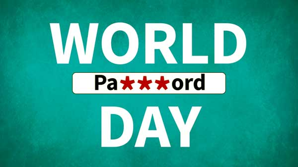 World Password Day Images