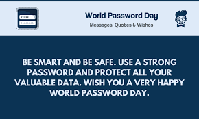 World Password day Quotes