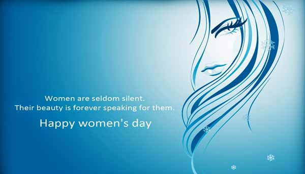 Womnes day quotes Images