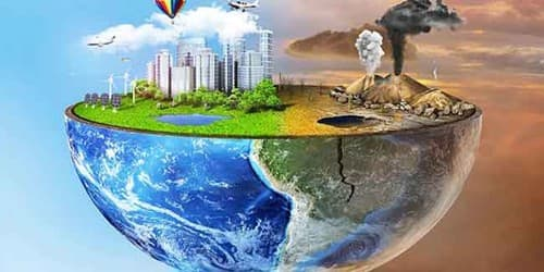 Environment Pollution Composition