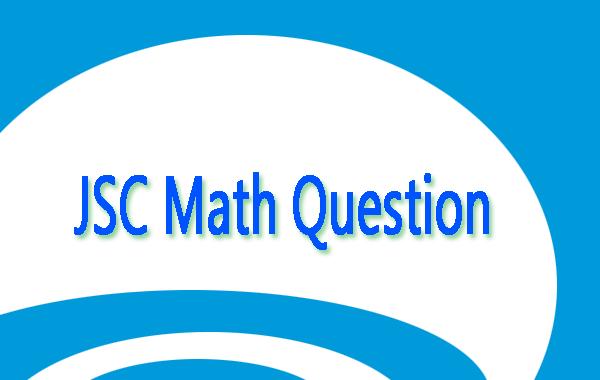 JSC Math Question